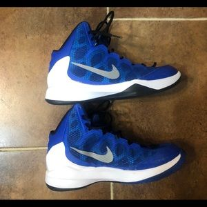 Nike's basketball shoes size 8.5